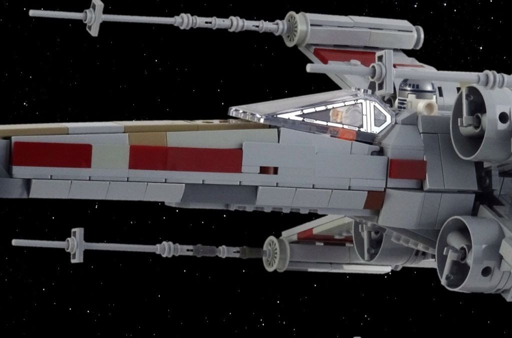 The best X-Wing model yet?