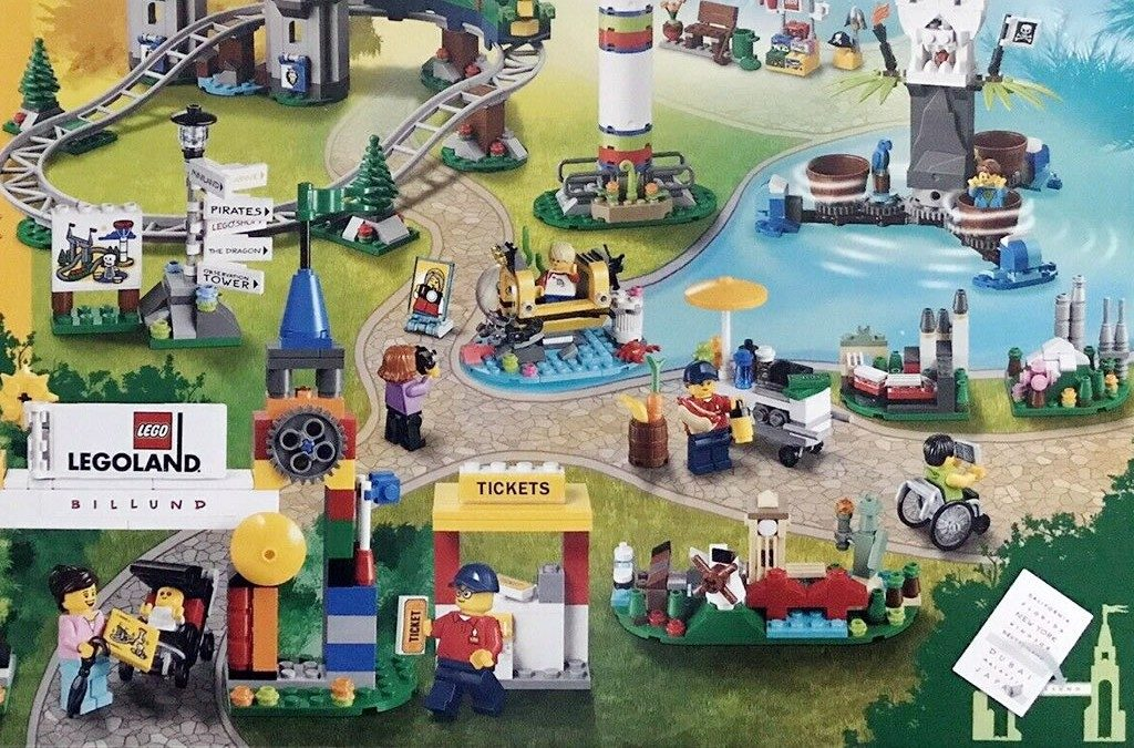 New LEGOLAND Park Exclusive Lego set
